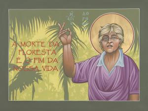 Holy Passion Bearer Dorothy Stang - Martyr of the Amazon 1931 - 2005