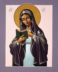 Mother of the Incarnate Word