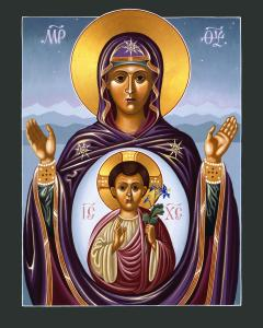 Our Lady of the New Advent  The Gate of Heaven