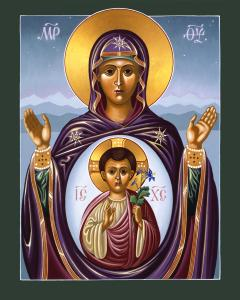 Our Lady of the New Advent, Gate of Heaven
