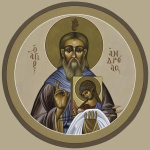St Andrei Rublev, Patron of Iconographers