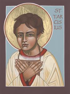 St Tarcisius of Rome