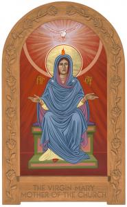 The Blessed Virgin Mary- Mother of the Church